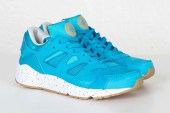 "Nike Air Huarache International Is Reworked With a Premium ""Blue Lagoon"" Release"