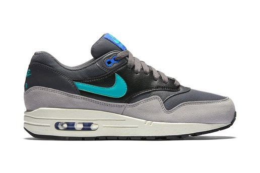 "Nike Drops a ""Jade Swoosh"" Colorway of the Air Max 1"