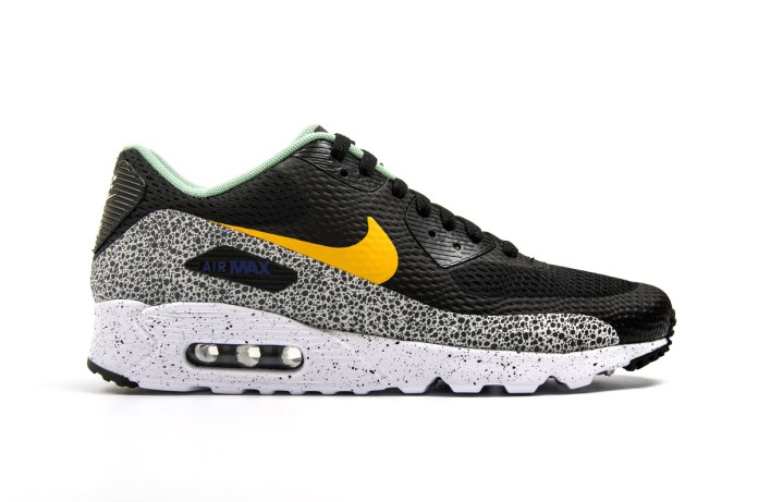 "Nike Gives the Air Max 90 Ultra Essential a ""Safari"" Treatment"