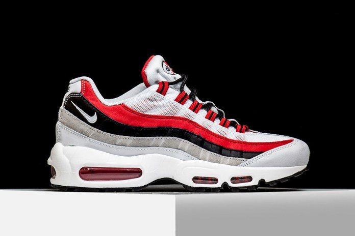 "Nike Air Max 95 Essential ""University Red"""