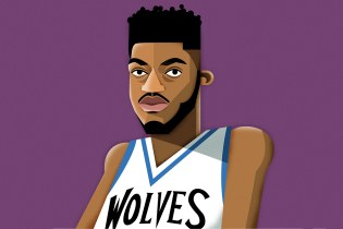 Nike Illustrates Your Favorite Players For All-Star Weekend 2016