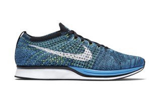"""Nike Is Dropping a Poor Man's """"USA"""" Flyknit Racer"""