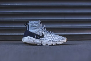 """A Closer Look at the Nike Air Footscape Magista Flyknit """"Wolf Gray"""""""