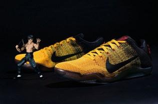 """Nike Kobe 11 """"Bruce Lee"""""""