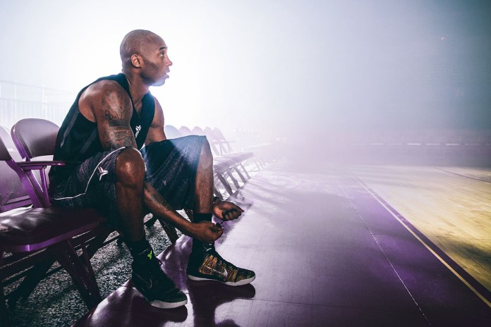 "Nike Plans to Pay Tribute to Kobe Bryant With Special ""Fade to Black"" Retro Collection"