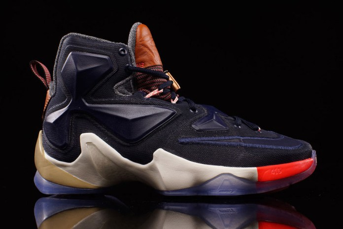 """Nike LeBron 13 """"LuxBron"""" Is Unveiled for All-Star Weekend"""