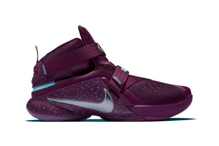 Nike LeBron Soldier 9 Flyease Set to Release in Purple and Navy Colorways