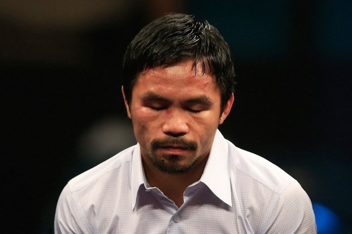 Nike Severs Ties With Manny Pacquiao After His Homophobic Outburst