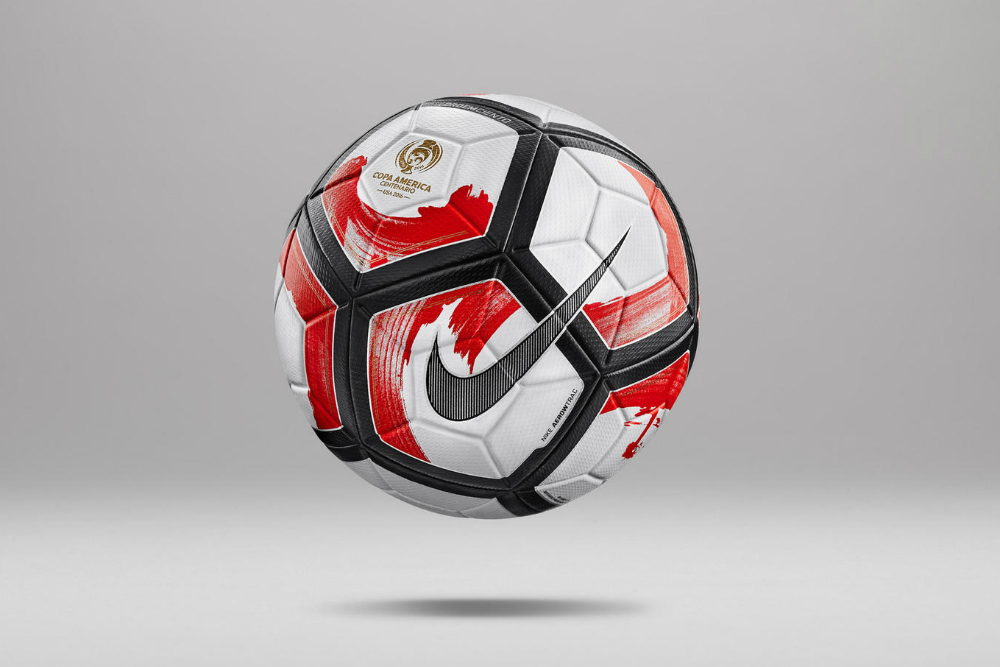 Nike's New Ball Celebrates the World's Oldest International Football Tournament