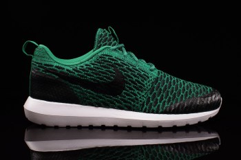 Nike Outfits the Roshe NM Flyknit in Emerald Green