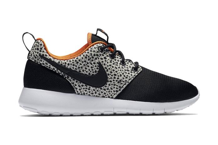 The Nike Roshe One Meets the Air Safari