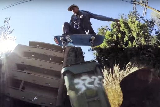 Watch Eric Koston's Part From Nike SB 'The Chronicles: Vol. 3'