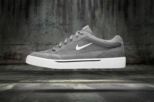 "Nike SB's GTS Arrives in ""Cool Grey"""