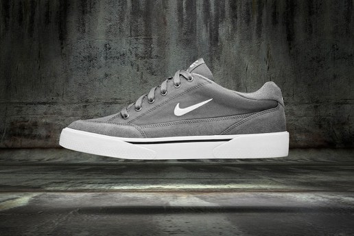"Nike SB's GTS Arrives in ""Cool Grey"""