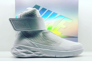 Nike Introduces the Futuristic Swoosh Hunter Silhouette