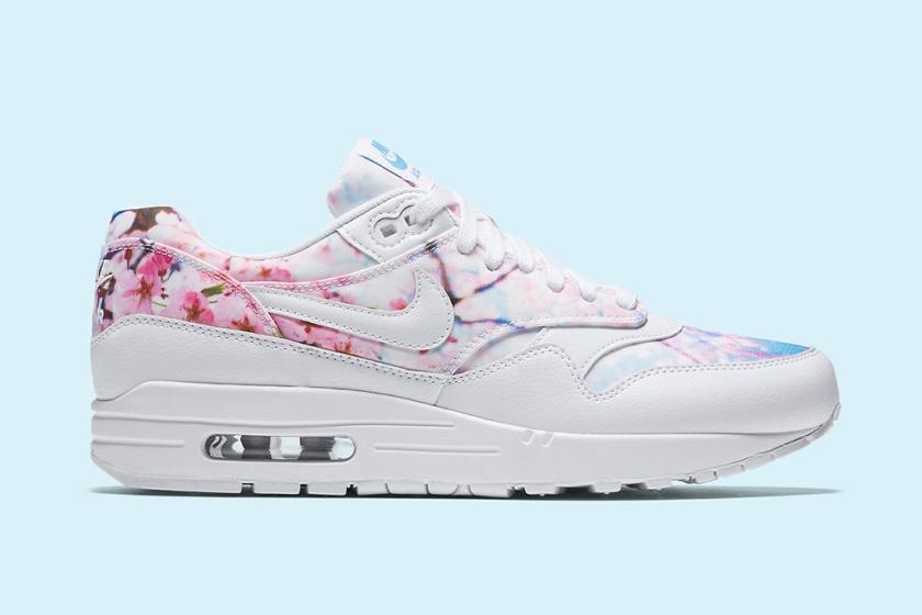 nike air max 1 cherry blossom