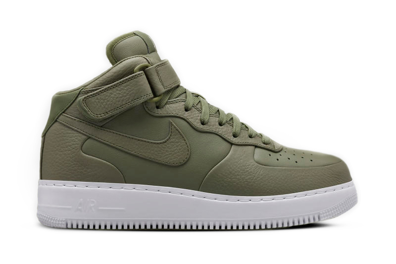nike force one kaki