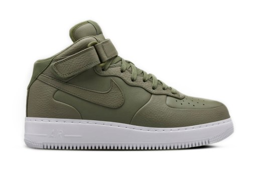 NikeLab's Premium Air Force 1 Receives a Brand New Colorway