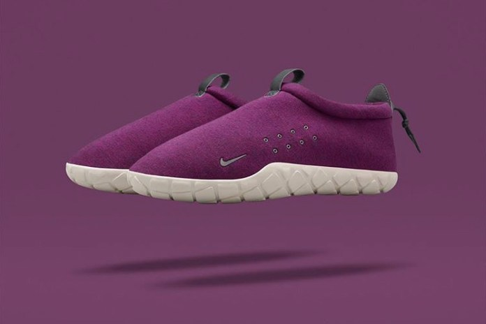 NikeLab Introduces the Air Moc Fleece