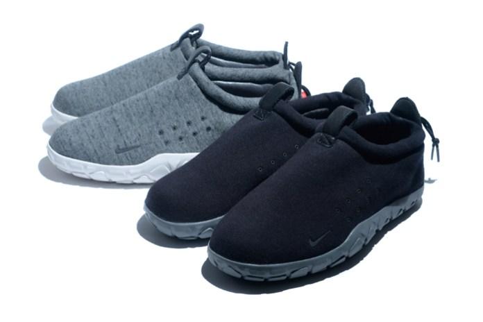 More Nike Tech Fleece Air Mocs Are on the Way