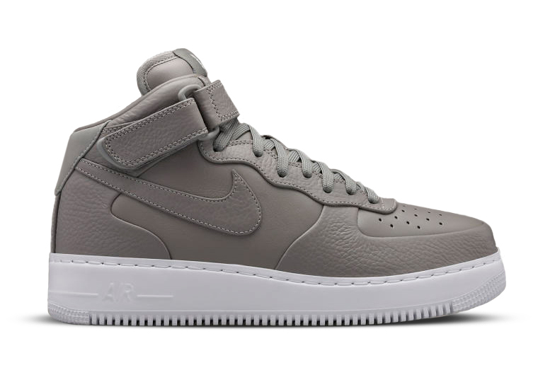 "NikeLab Introduces the ""Light Charcoal"" Air Force 1"