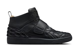 NikeLab Drops the Tiempo Vetta in Black