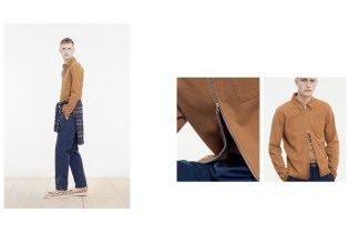 This Is Your First Official Look at the Norse Projects 2016 Spring/Summer Lookbook