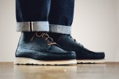Uncrate Taps Oak Street to Help Make a Bison Leather Boot That's Built to Last