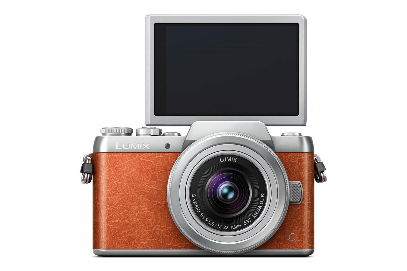 The Panasonic Lumix GF8 Is Selfie-Friendly