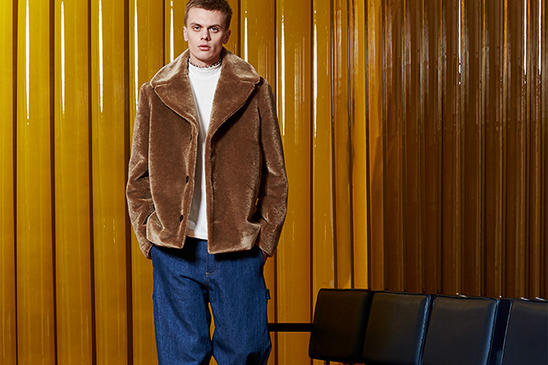 Patrik Ervell Channels the '90s for Fall/Winter 2016