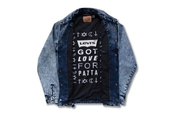 Patta x Levi's Indigo Collection