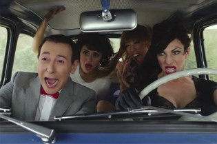 Pee-wee Herman Is Back, on Netflix