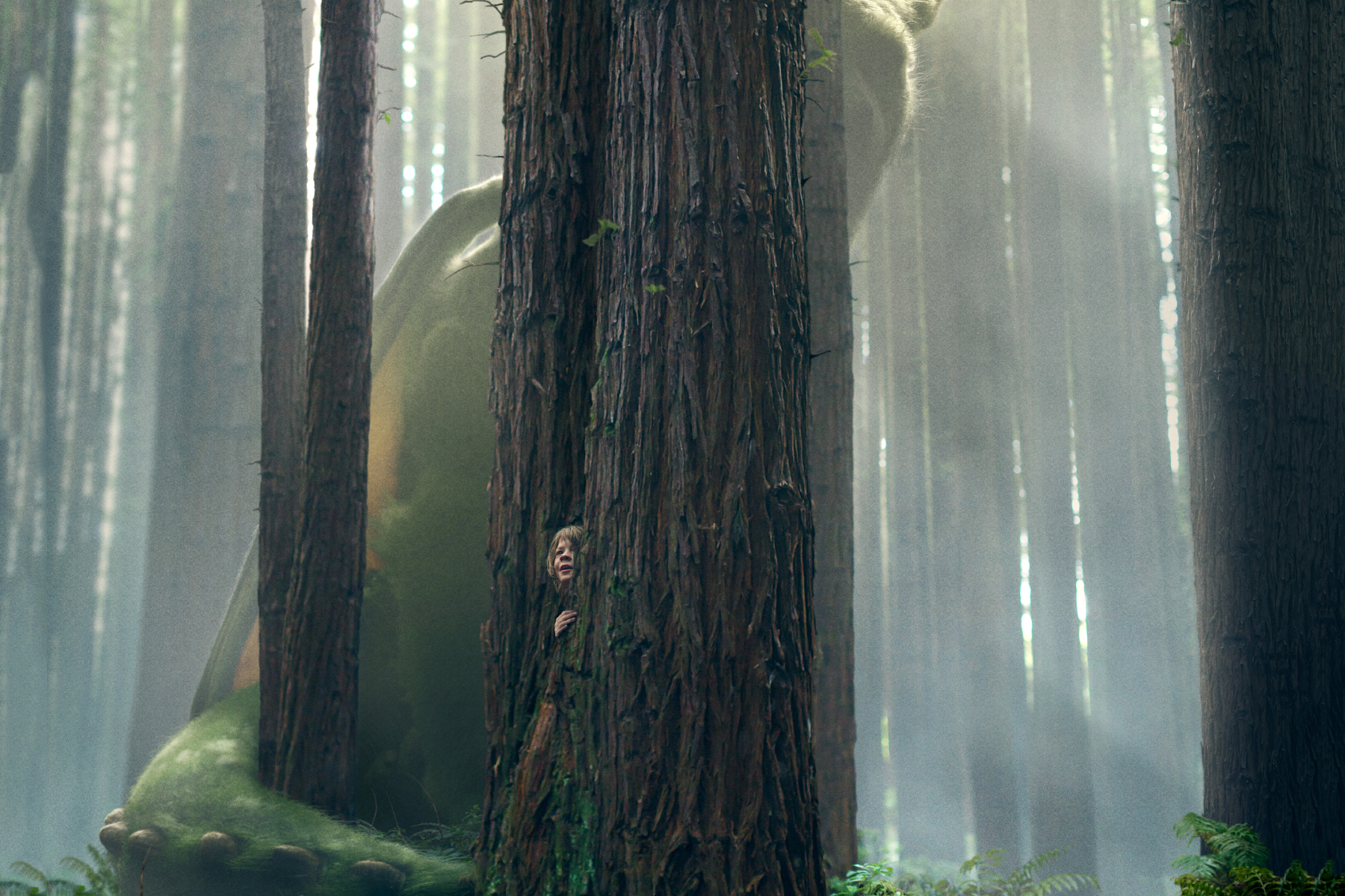 'Pete's Dragon' Official Teaser Trailer