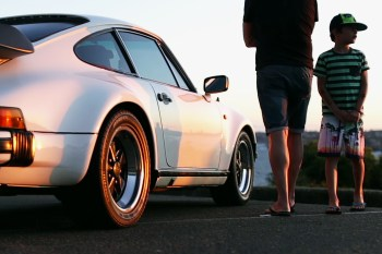 This Australian-Owned Porsche 911 Turbo Is a Family's Handful