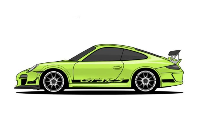 All You Need To Know About Porsche 911s In Under 90 Seconds