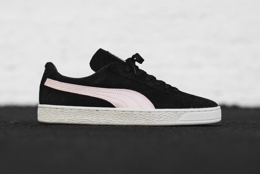 PUMA Introduces a His & Hers Suede and Basket for Valentine's Day