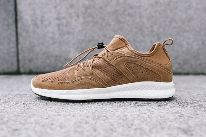 """The PUMA Ignite Meets Stampd's Blaze of Glory for the Blaze Ignite Suede """"Fast Track"""""""