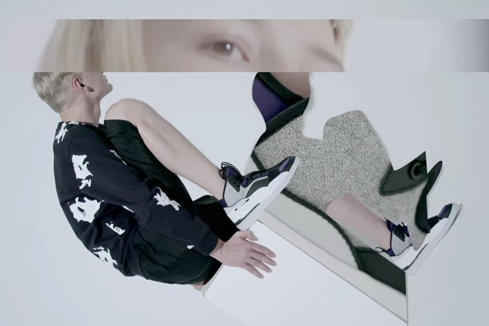 The PUMA x McQ 2016 Spring/Summer Sneaker Collection Campaign Video is a Trippy Dream