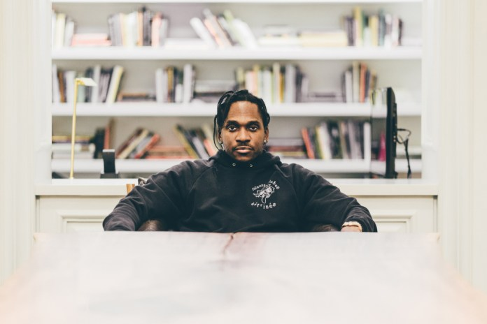 Pusha T Shares Brand Management Tips as President of G.O.O.D. Music
