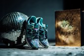 P.V.S. x New Balance Unveil a Paint-Splattered Limited Edition 996 Sneaker