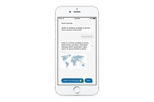 Quartz Debuts a New Mobile News App That Texts You All Day