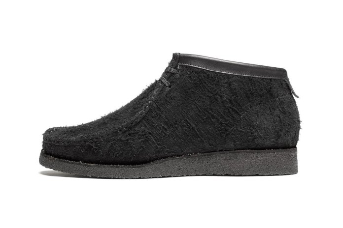 Rag & Bone Gives Padmore & Barnes' Chukka Boot a Shaggy Suede Makeover
