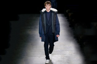 rag & bone Delivers An Outstanding 2016 Fall/Winter Presentation
