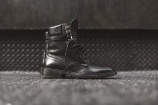 Rag & Bone Spencer Military Boot