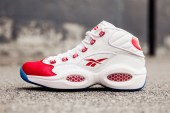 Relive Iverson's Rookie Year With the Reebok Question
