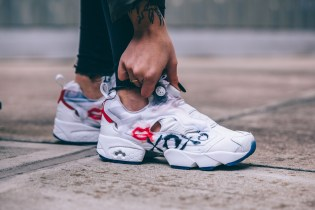 "Reebok's WMNS Instapump Fury ""Celebrate"" Comes Just in Time for Valentine's Day"