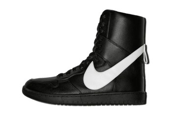 A First Look at the Riccardo Tisci x NikeLab Dunk Lux High