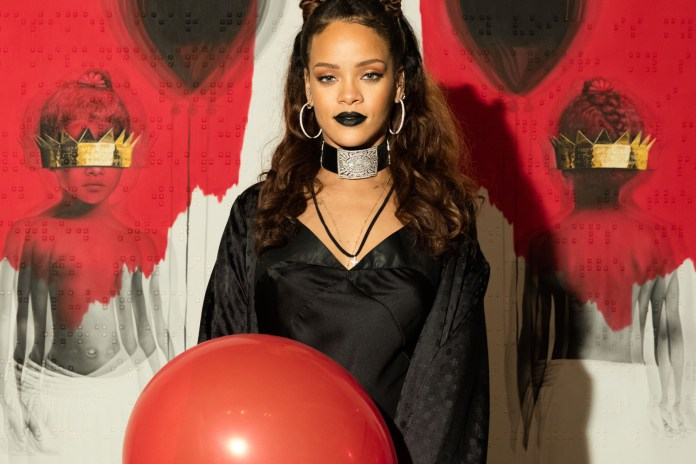 """Here's How Rihanna & Drake's Single """"Work"""" Came to Be"""
