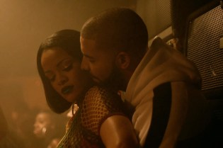 "Rihanna Reveals the Official Release Date & Teaser for Her ""Work"" Video Featuring Drake"