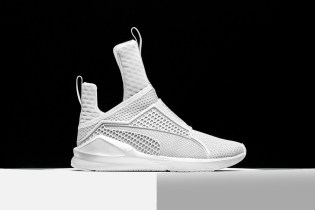 Rihanna x PUMA Finally Unveil the Fenty Trainer